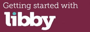Getting started with Libby